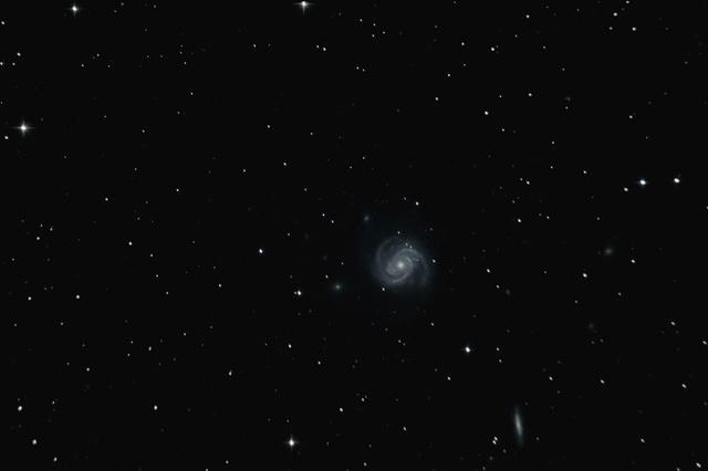 Messier 100 - Star Burst Galaxy in Coma Bernices