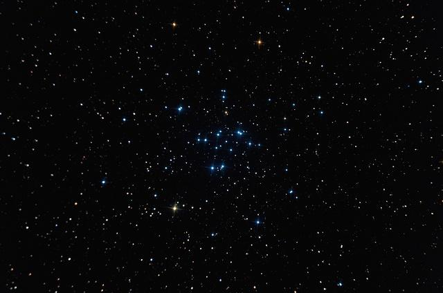 Messier 34 - Open Cluster in Perseus