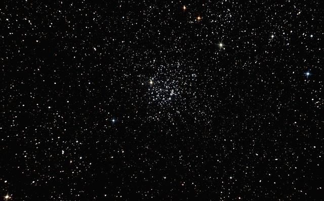 Messier 52 - Open Cluster in Cassiopeia