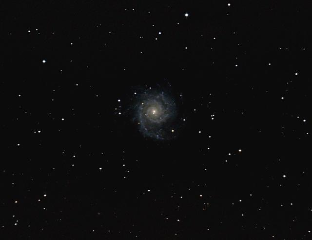 Messier 74 - Spiral Galaxy in Pisces
