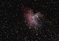 Messier 16 - The Eagle Nebula