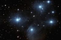 Messier 45 - The Pleiades (seven sisters)